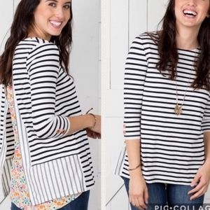 Matilda Jane with Joanna Gaines Colab Top Size M